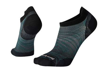 PhD Run Ultra Light Wave Print Micro Socks