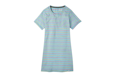 Merino 150 Short Sleeve Dress - Women's