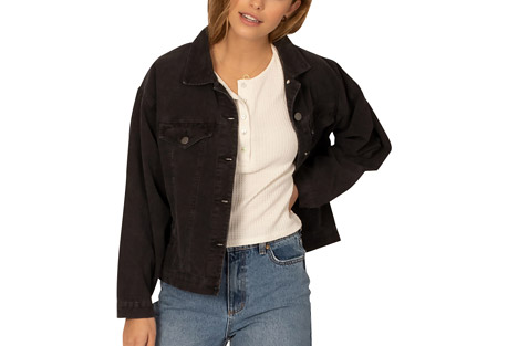 Strummin Cords Jacket - Women's