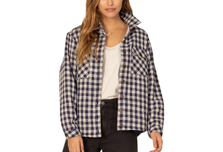 Checkin Along Jacket - Women's