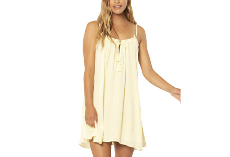 Ari Woven Tank Dress - Women's