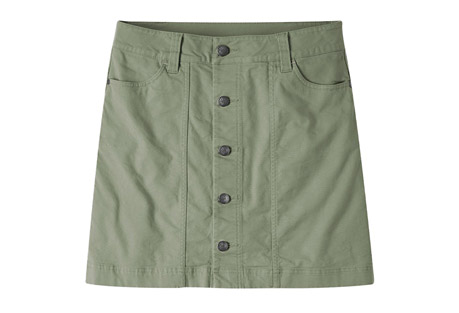 Ralston Canvas Skirt - Women's