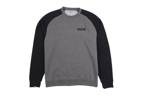Logo Crew Fleece - Men's