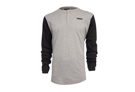 Double Henley Long Sleeve Tee - Men's