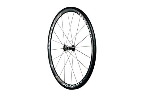 RR1.0 38mm Carbon Clincher Front Wheel