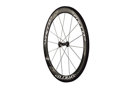RR1.0 55mm Carbon Clincher Front Wheel