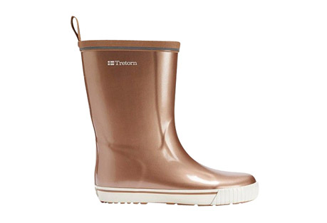 Skerry Metallic Rain Boots - Women's