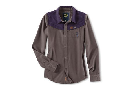Midweight Backcountry Button Up - Women's