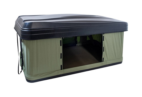 Hard Shell Rooftop Tent