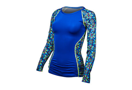 Edessa Aria Long Sleeve Rashguard - Women's