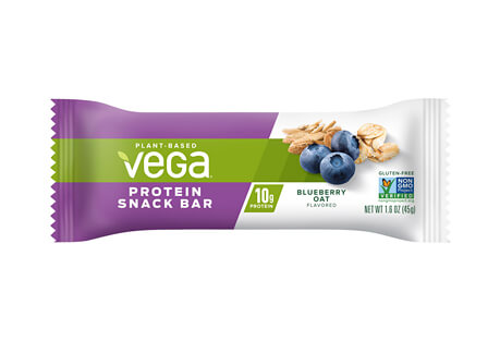 Blueberry Oat 10g Protein Snack Bar - Box of 12