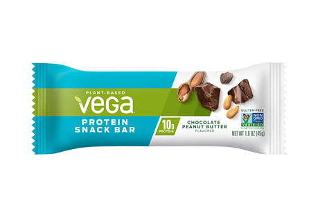 Chocolate Peanut Butter 10g Protein Snack Bar - Box of 12