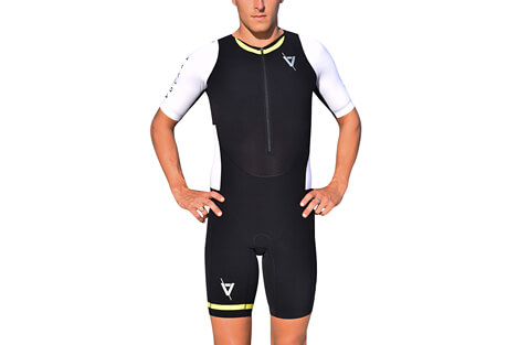 Sleeved Tri Suit - Men's