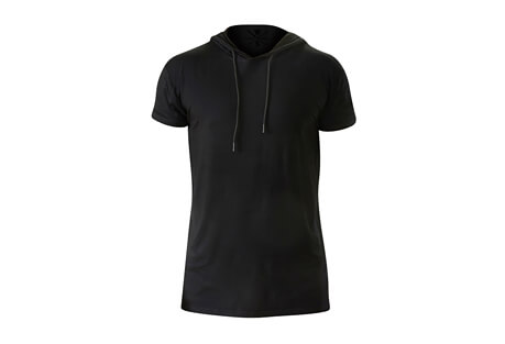 Luxe Cotton Hooded T - Men's
