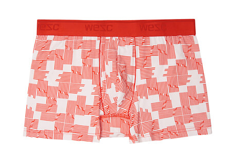 Puzzle Check Boxer Brief - Men's