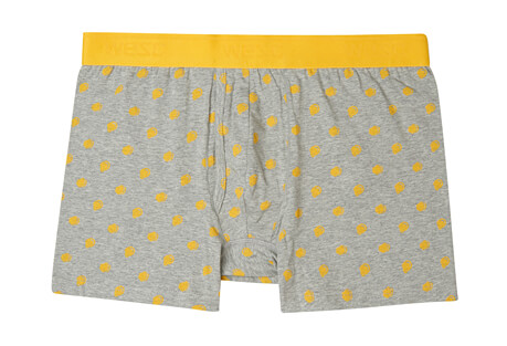 Dots Boxer Brief - Men's