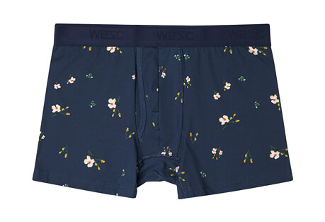 Flower Boxer Brief - Men's