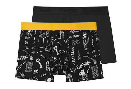 The Bar Boxer Brief 2 Pack - Men's