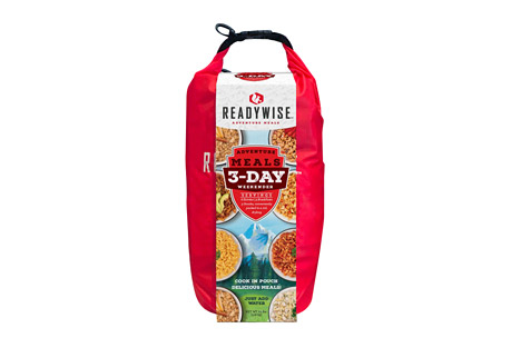 3 Day Weekender Kit with Dry Bag
