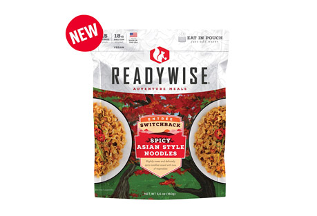 Switchback Spicy Asian Style Noodles Case of 6