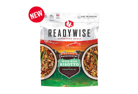 Backcountry Wild Rice Risotto with Vegetables Case of 6