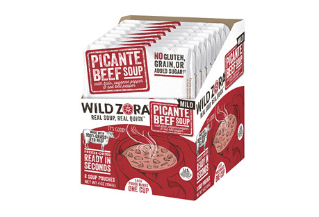 Picante Beef Soup 8-Pack