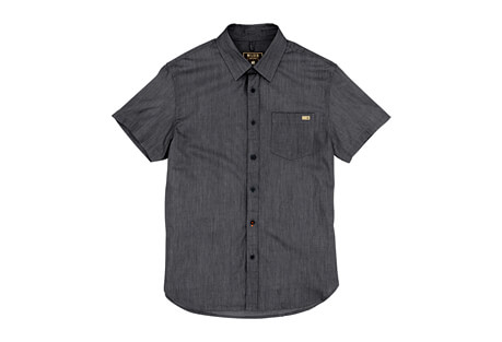 Burnside SS Button Front Shirt - Men's
