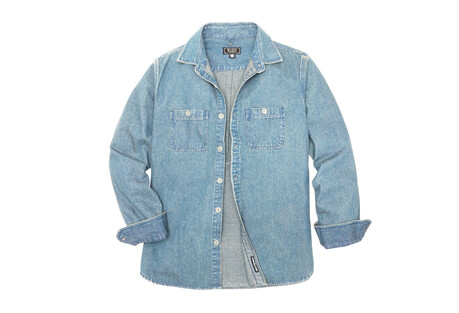 Everyday Denim Shirt - Men's