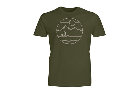 Sunrise Camp Tee - Men's