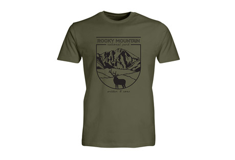 Rocky Mountain National Park Tee - Men's