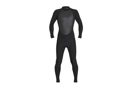 4/3 Infiniti Back Zip Fullsuit - Men's