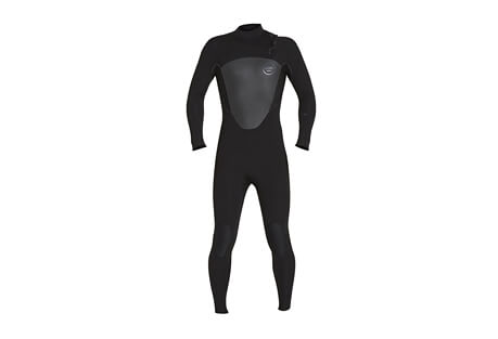 4/3 Axis Front Zip Fullsuit - Men's