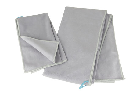 Voyager Body Towel & Hand Towel Combo