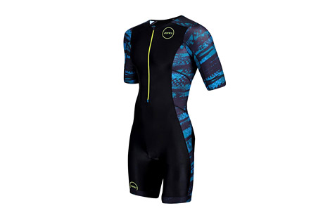 Activate Plus Short Sleeve Trisuit - Men's