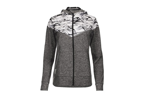 Run Dawn Patrol FZ Hoodie - Women's
