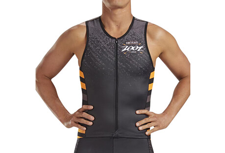 LTD Aloha Tri Full Zip Tank - Men's