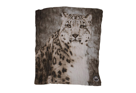 Snow Leopard Endangered Species Wrap