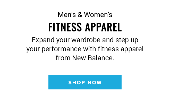 Men's and Women's Fitess Apparel // Shop Now